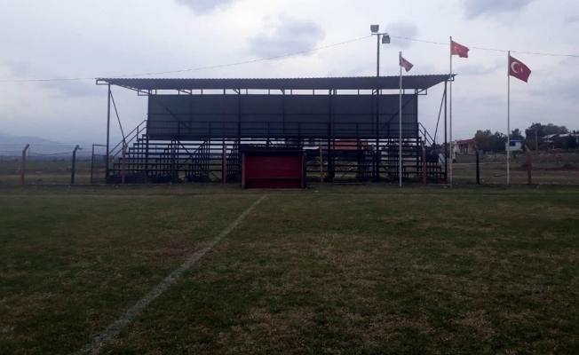 Bakan Kasapoğlu'nun talimatıyla spor tesisleri onarıldı
