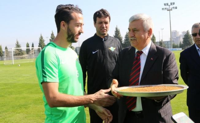 """Cihat Arslan: """"BB Erzurumspor maçı çok önemli"""""""