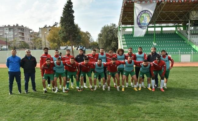 Salihli Belediyespor, Yalova'yı ağırlayacak