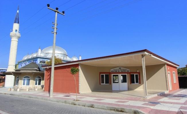 Saruhanlı'nın Kurtuluş Mahallesine kültür ve taziye evi