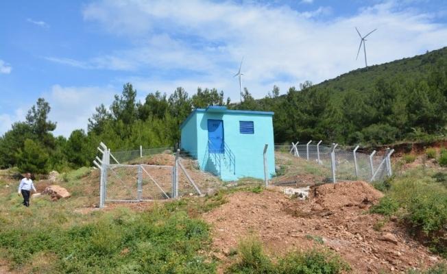 Soma'ya hayat veren içme suyu hizmeti