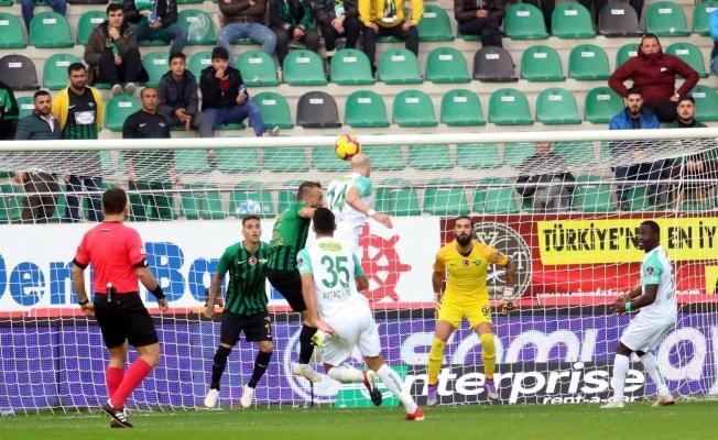 Spor Toto Süper Lig: Akhisarspor: 2 - Bursaspor: 4 (Maç sonucu)