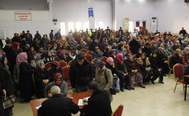 23 kişilik geçici işçi alımına 498 başvuru