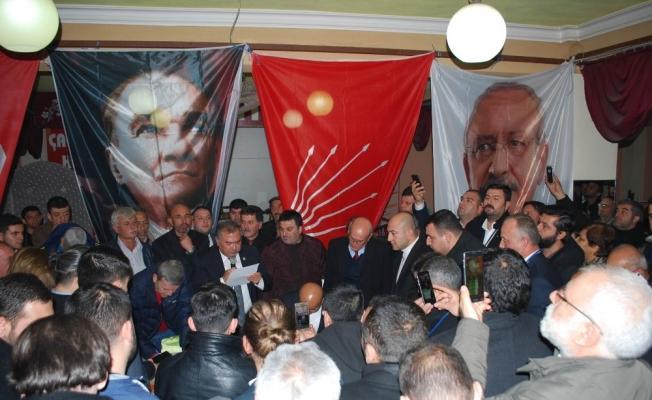 CHP'nin Salihli Belediye Başkan adayı Mazlum Nurlu oldu