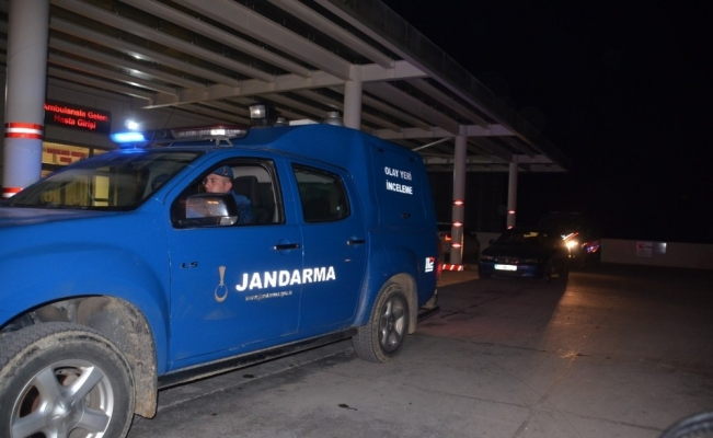Demirci'de kaçak kazı yapan 9 kişi yakalandı