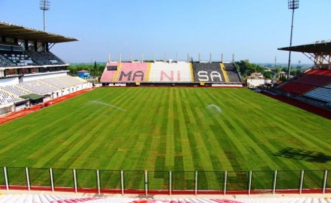 Manisa 19 Mayıs Stadı vatandaşın hizmetine açıldı