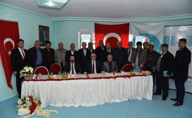 Manisa'nın Ahmetli ilçesine 33 milyon liralık yatırım