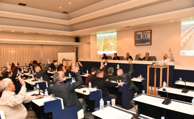 Salihli Belediye meclisi Aralık ayı toplantısı gerçekleşti