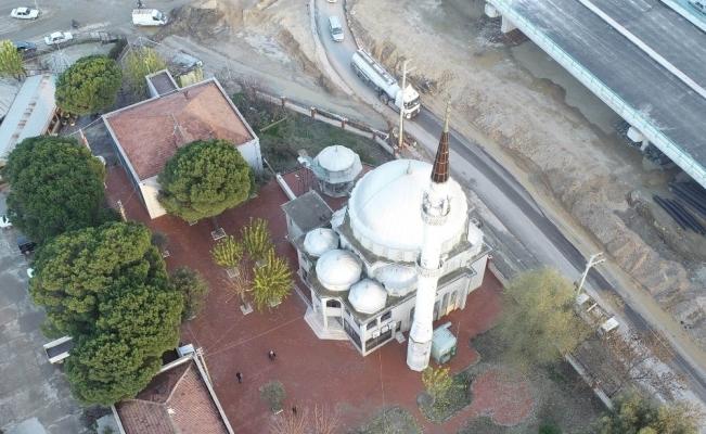 Salihli Sanayi Camisi'nin bakım çalışmaları tamamlandı