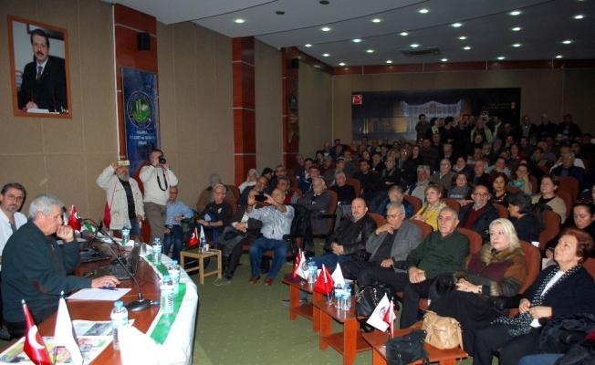 Salihli'de Jeotermal bilgilendirme toplantısı
