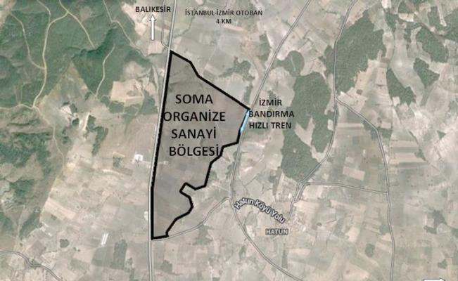 Soma'da madenciliğe alternatif, 3 bin kişilik istihdam