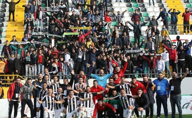 TFF 2. Lig Beyaz Grup: Manisaspor: 1- Bayrampaşa: 0