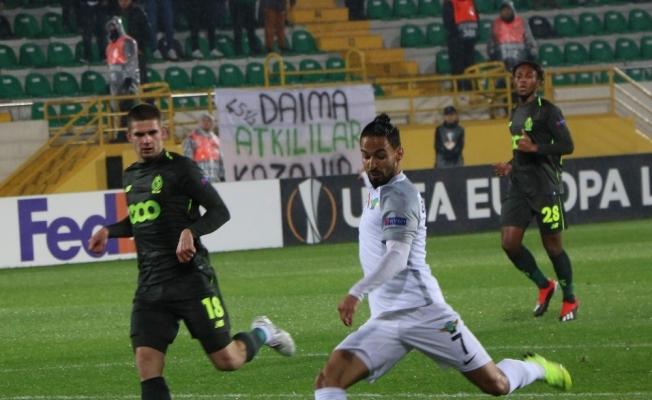UEFA Avrupa Ligi: Akhisarspor: 0 - Standard Liege: 0 (Maç devam ediyor)
