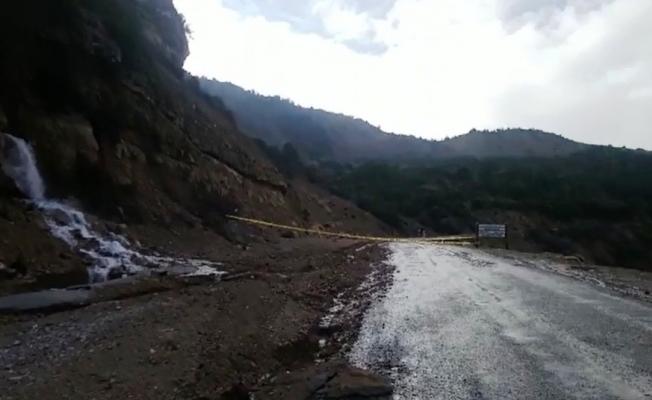 Spil Dağı ulaşıma kapatıldı