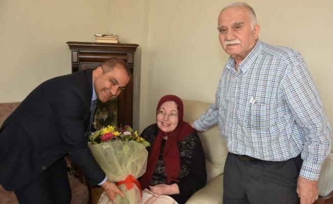 Başkan Uçak'tan Alaşehir'in örnek çiftlerine ziyaret