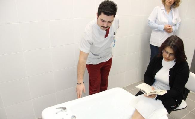 Manisa Şehir Hastanesinde konfor ve tedavi bir arada