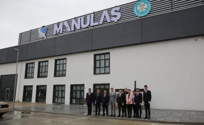 MANULAŞ yeni hizmet binasına taşındı