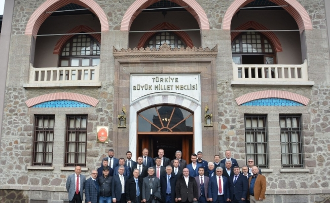 Salihli TSO'dan Ankara çıkarması