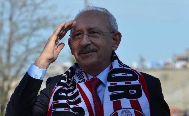 Kılıçdaroğlu, ezan ile selayı karıştırdı