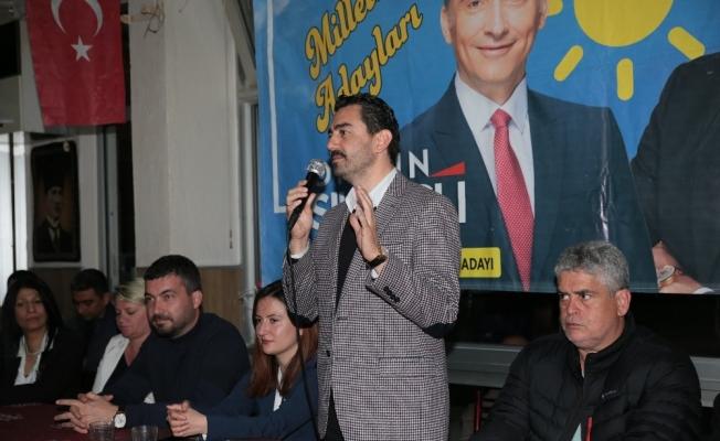 İYİ Parti, Yunusemre ilçesi için YSK'ya gidiyor