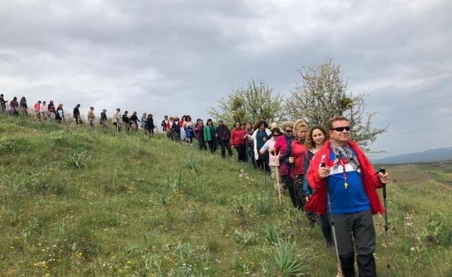 Spilos dağcıları Bintepeleri gezdi