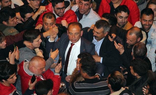 Turgutlu'da CHP 275 oyla seçimi kazandı