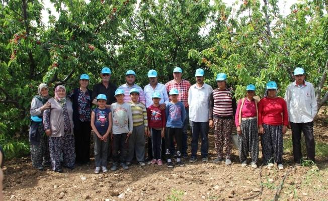 Çiftçiler geleceğe umutla bakmak istiyor