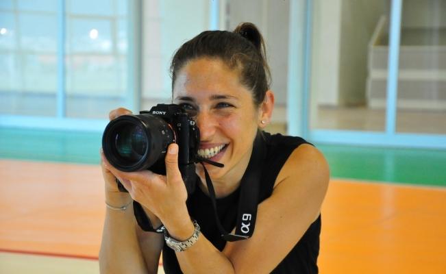 (Özel haber) Milli sporcuydu, olimpiyatların kadrolu fotoğrafçısı oldu