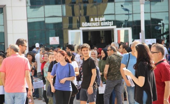 Manisa'da YKS heyecanı başladı