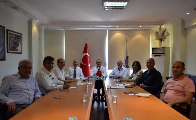Öncü ve Genç Bağcı projesi bilgilendirme toplantısı Salihli'de yapıldı