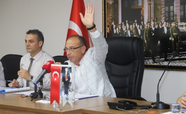 Turgutlu Belediye Meclisi Haziran Ayı Toplantısını yaptı