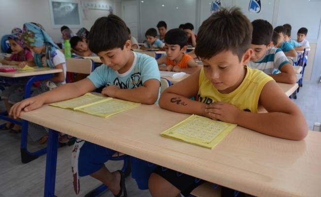 Yunusemre'deki hanım lokalleri çocukları ağırlayacak