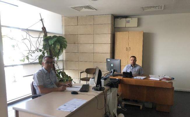 Akhisar'da Manisa Büyükşehir Belediyesi irtibat bürosu açıldı