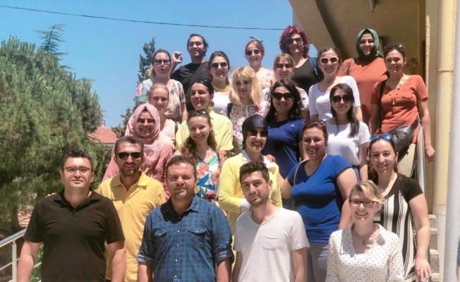 Alaşehir'de 'Eğitimde yeni yaklaşımlar' kursu