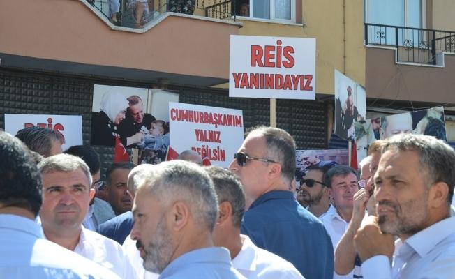 Cumhurbaşkanına  hakaret eden CHP'li avukata tepkiler büyüyor
