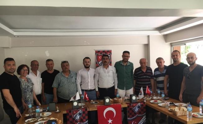 Karaköyspor eski günlerine dönmek için kolları sıvadı