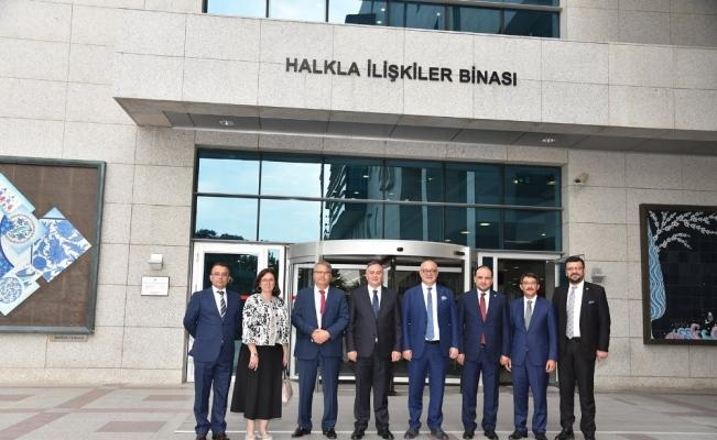 Manisa'nın birlikteliği Ankara'ya yansıdı
