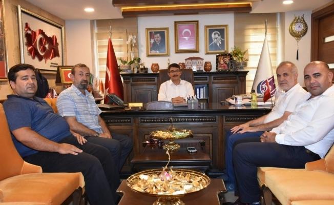 Şampiyona hazırlıkları Şehzadeler'de masaya yatırıldı