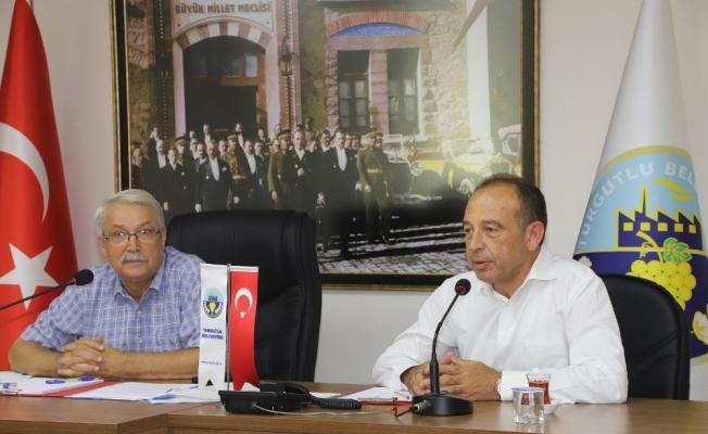 Turgutlu Kent Konseyi Yürütme Kurulu ilk toplantısını gerçekleştirdi