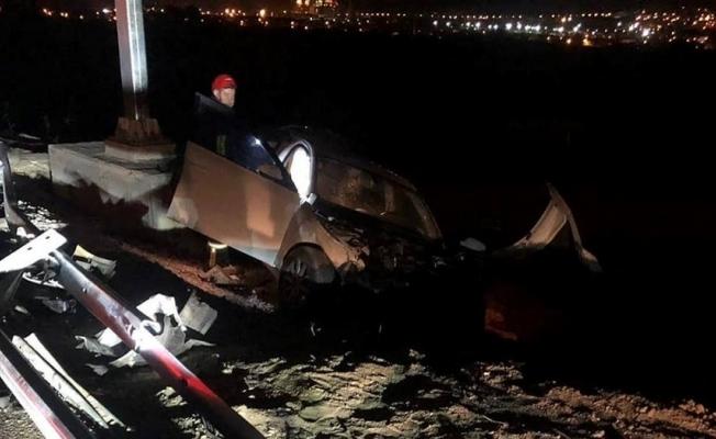 İzmir-İstanbul otoyolunda kaza: 4 yaralı