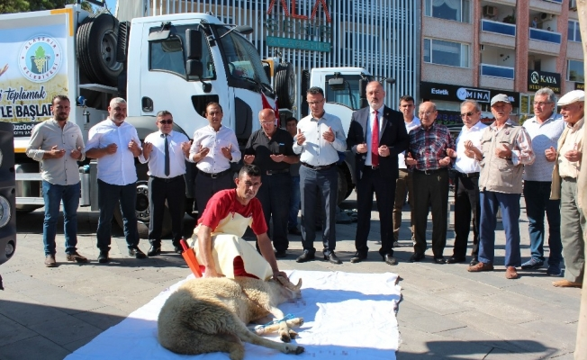 Alaşehir Belediyesi 5 yılda 35 milyon tasarruf sağlayacak