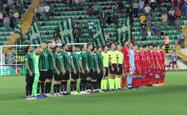 TFF 1. Lig: Akhisarspor: 0 - Altınordu: 0