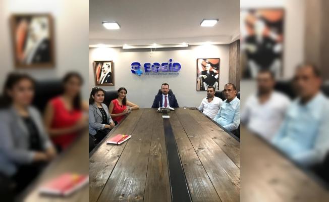 EGEİD'ten işçi haklarına destek sözü