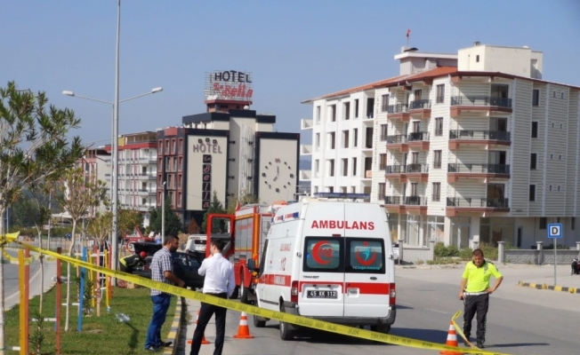 Manisa'daki kazada anne ile 8 aylık kızı hayatını kaybetti