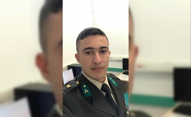 Manisalı subay Van'da yaralandı