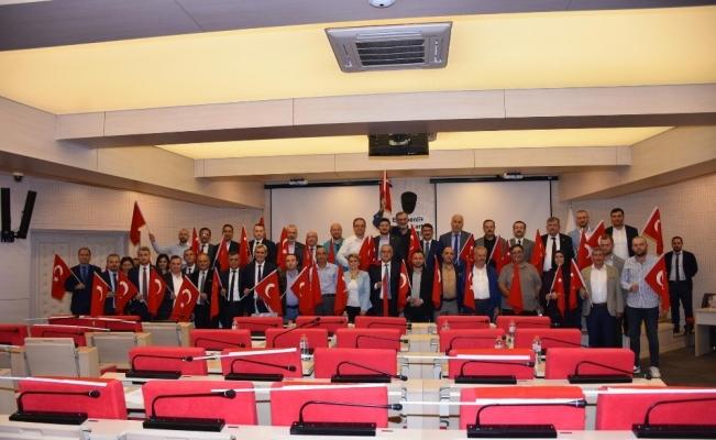 Şehzadeler Meclisi'nden Barış Pınarı Harekatı'na tam destek