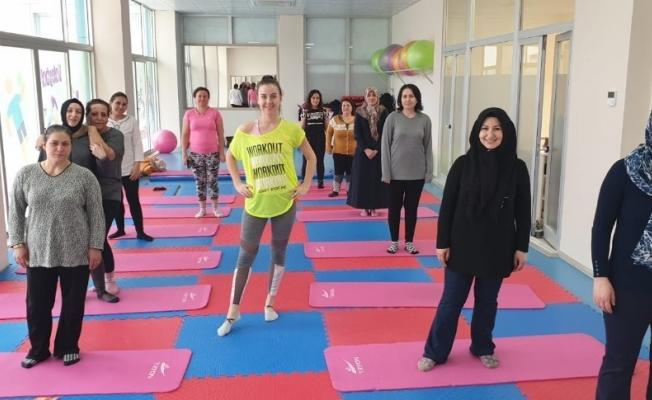 Turgutlu'da kış dönemi 'Pilates Kursu' kayıtları başladı