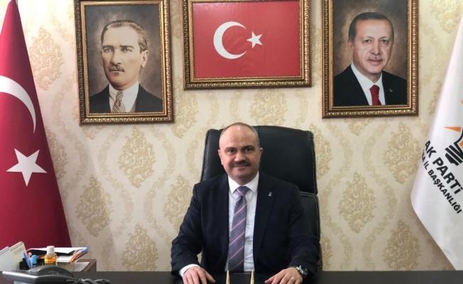 AK Parti'li Mersinli'ye yeni görev