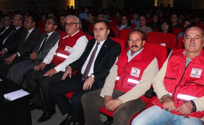 Alaşehir'de Kızılay Haftası kutlandı