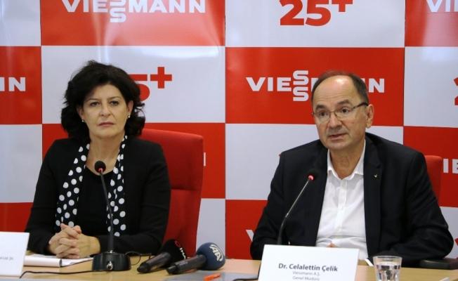 Alman devi Viessmann, Manisa'dan ihracat ile büyüyor